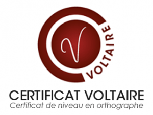 Certificat Voltaire avec IDEAL Formations