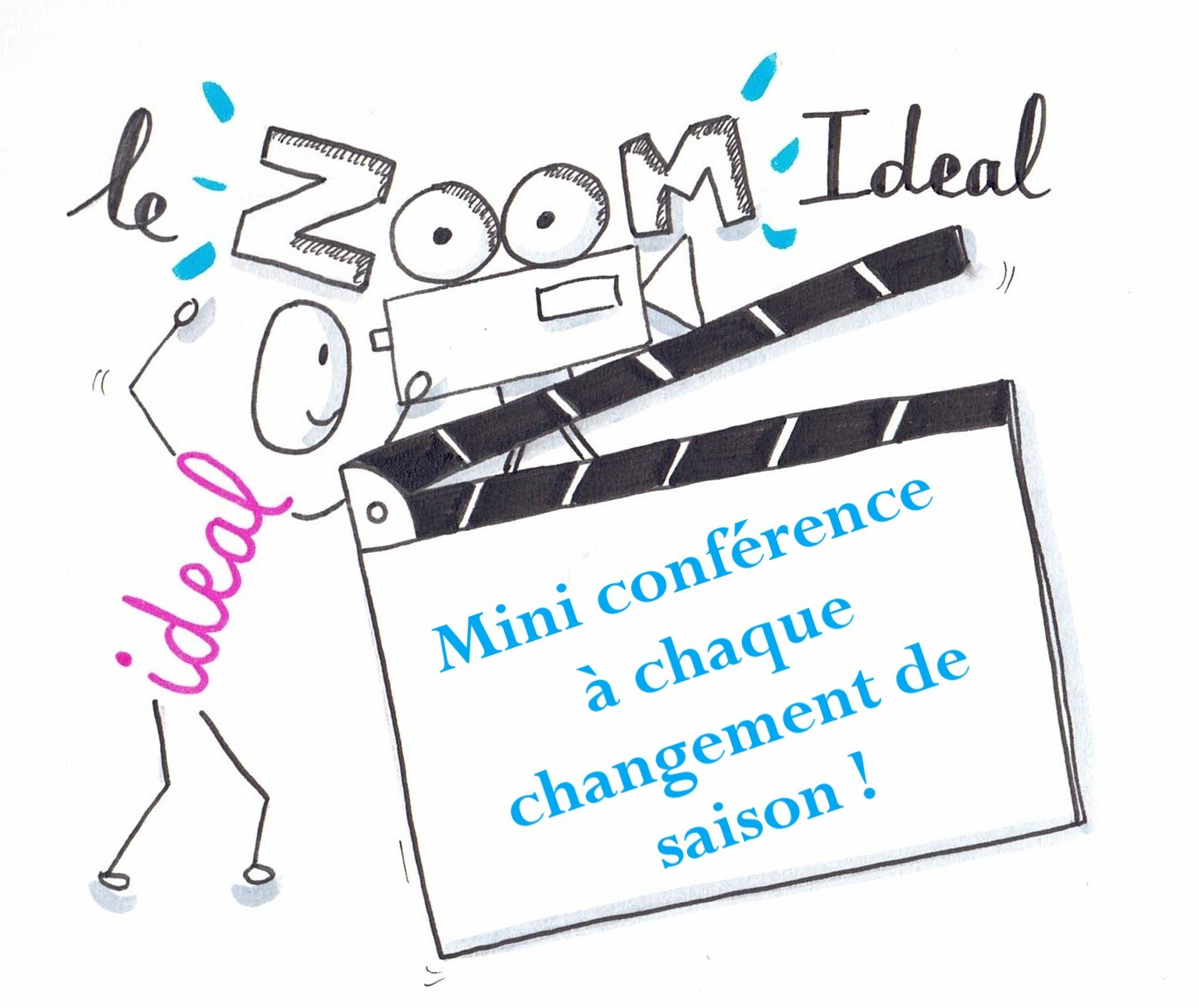Zoom IDEAL : visio conférence en orthophonie